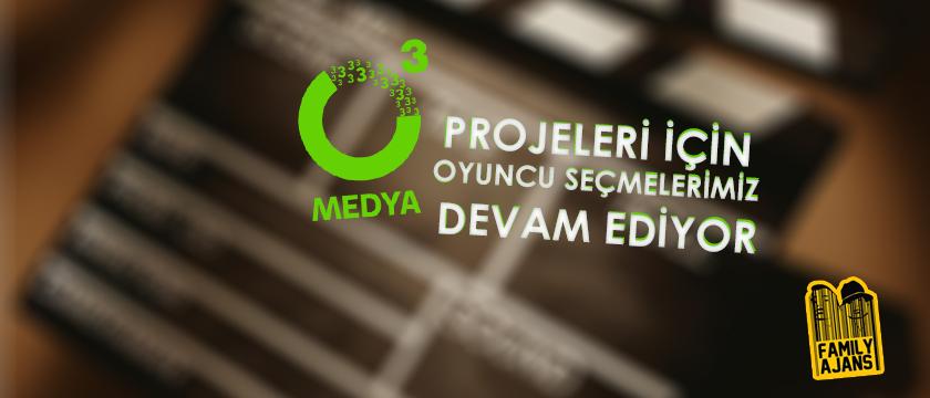 O3 Medya Oyunculuk Ajansı