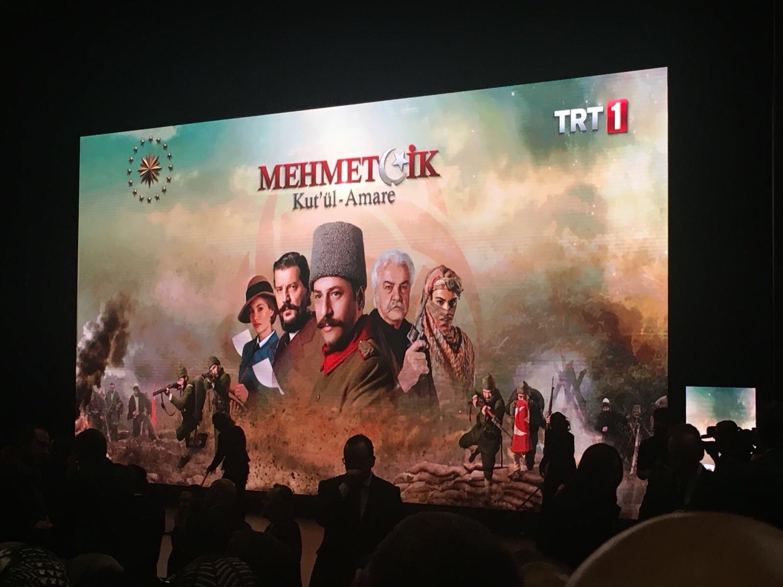 Mehmetçik Kut'ül Amare Galası Yapıldı